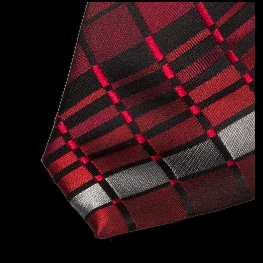 Stropdas zwart rood grijs kopen morgen in huis - Kamer in rood en grijs ...