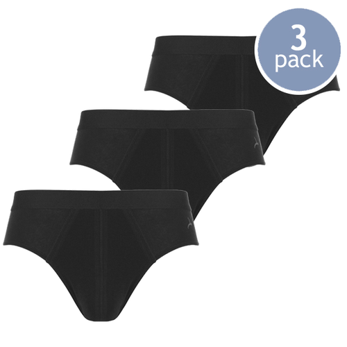 Zwarte Slips - Ten Cate - 3-Pack (1)
