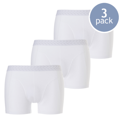 Boxershorts Wit - Ten Cate - 3-Pack (1)