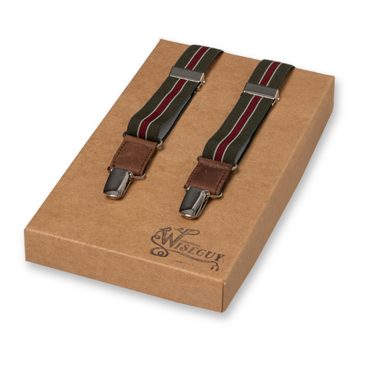Wiseguy Suspenders - The Indy Speed Racing (1)