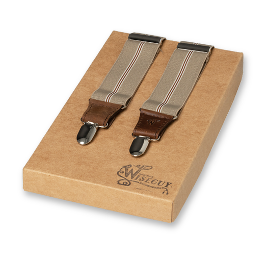 Wiseguy Suspenders - The Barber (1)