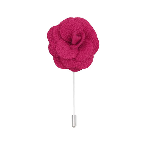 Revers Pin - Fuchsia (1)