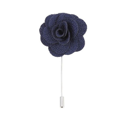 Revers Pin - Donkerblauw (1)