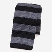 Gebreide stropdassen