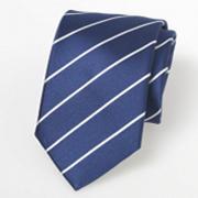 Gestreepte stropdassen