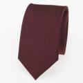 smalle stropdas bordeaux